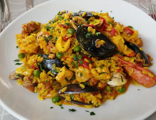 L'appetito vien curiosando…la Paella