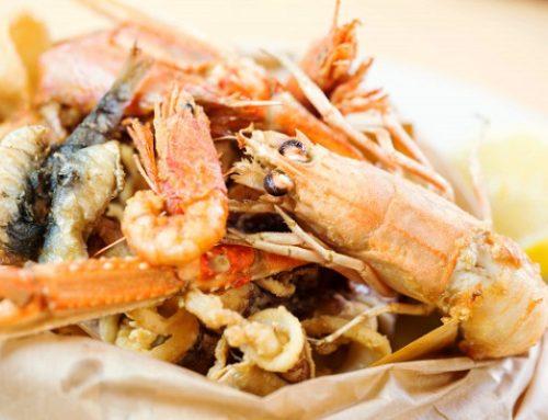 5 trucchi per una frittura di pesce perfetta